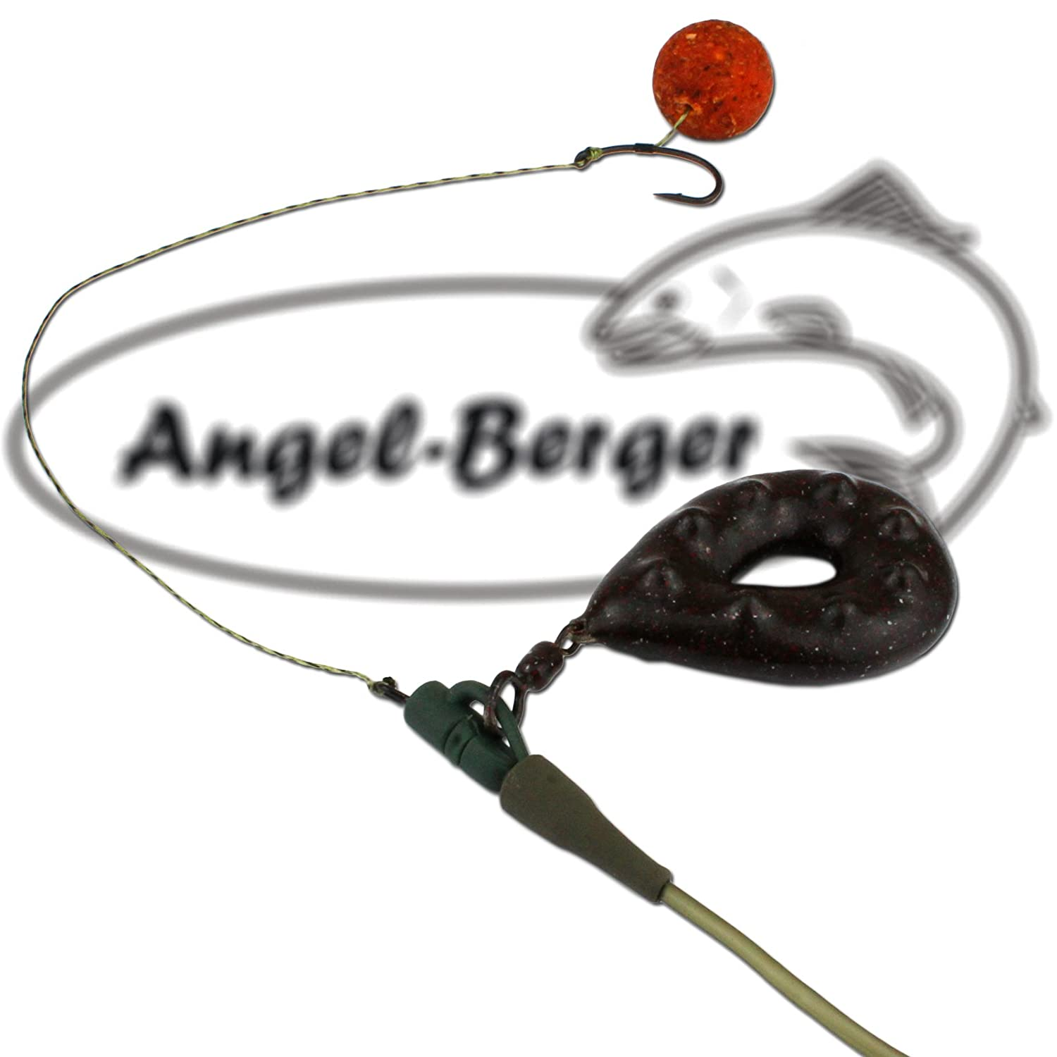 Angel Berger Carp Series Safety Lead Clips