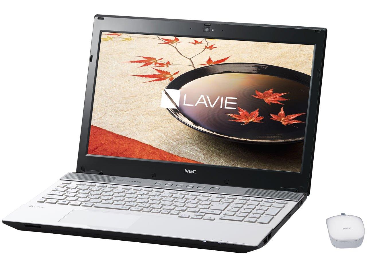最安値挑戦! NEC PC-NS750FAW B01M03HHU3 LAVIE PC-NS750FAW Note Standard LAVIE B01M03HHU3, インドカレーのハリオン:4e53f688 --- ballyshannonshow.com