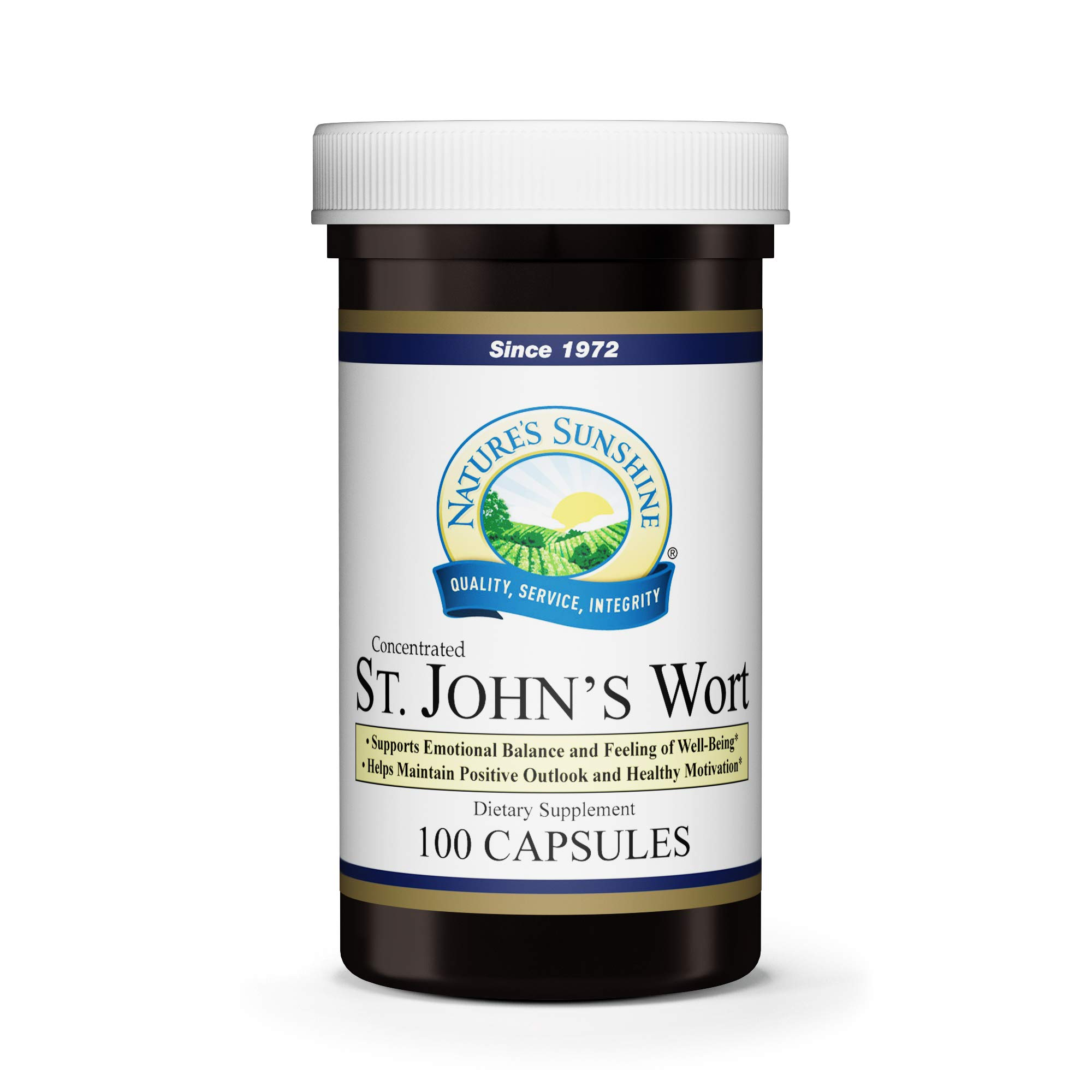 ST John's Wort Concentrate (100)
