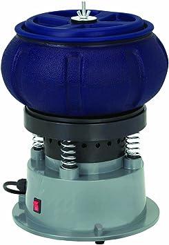 Polishing Small Metal Parts VIYUKI 5LB Vibratory Tumbler Bowl Tumbling Polishing Machine