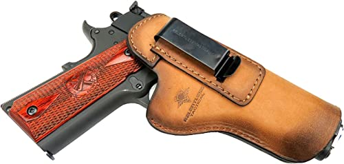 Relentless Tactical The Defender Leather IWB Holster