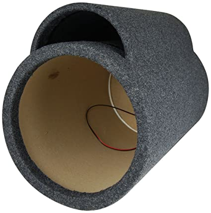 new nippon tub12 12 car audio 5 8 ported vent subwoofer sub tube rh amazon com