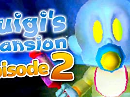 Amazon Com Watch Clip Luigi S Mansion 3ds Gameplay Zebra