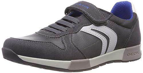 Geox J Alfier Boy C, Zapatillas para Niños: Amazon.es: Zapatos y complementos