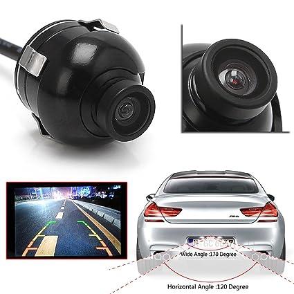 Consumer Electronics Good 12v Hd 170º Car Rear View Reverse Backup Parking Camera Night Vision Waterproof