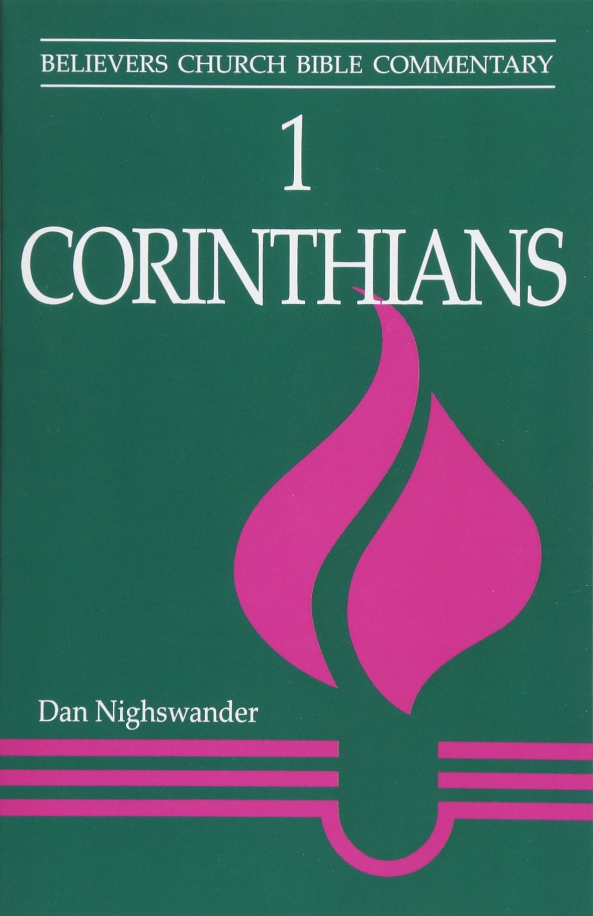 1 Corinthians (Believers Church Bible Commentary) ebook