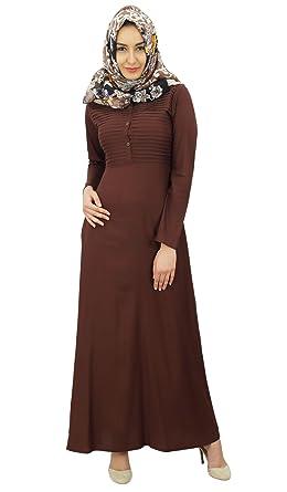 0acbe95eebb0a Bimba abaya féminin plissé robe longue jilbab islamic avec foulard imprimé  hijab