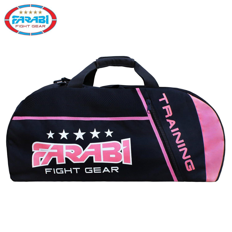 MMA Bolsa de Viaje Bolsa de Entrenamiento de Marcha Boxeo Equipamiento Bolsa Farabi Fitness-Studio Fitness Uniforme