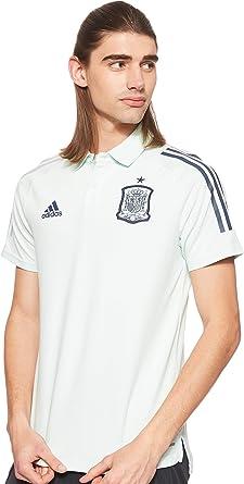 controlador consenso toca el piano  Amazon.com: adidas 2020-2021 España - Polo de fútbol, color verde: Clothing
