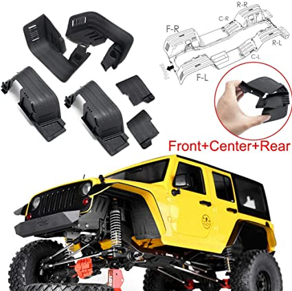 1:10 RC Rock Crawler Car Accessory for 1//10 Scale Axial SCX10 II AX90046 Parts