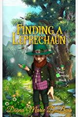 Finding a Leprechaun (The Clover Chronicles) Paperback