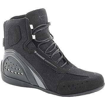 Dainese 1775202-685-45 Zapatos para Moto Negro/Antracita, 45 Set de 2: Amazon.es: Coche y moto
