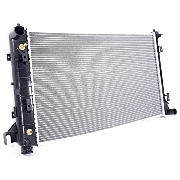Amazon.com: 1552 Aluminum Radiator for 1994-2001 DODGE RAM 1500/2500