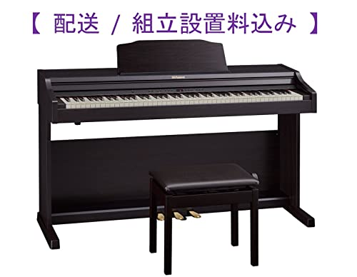【配送/組立設置料込み】Roland/ローランド電子ピアノRP501R-CRS(クラシックローズウッド調仕上げ)