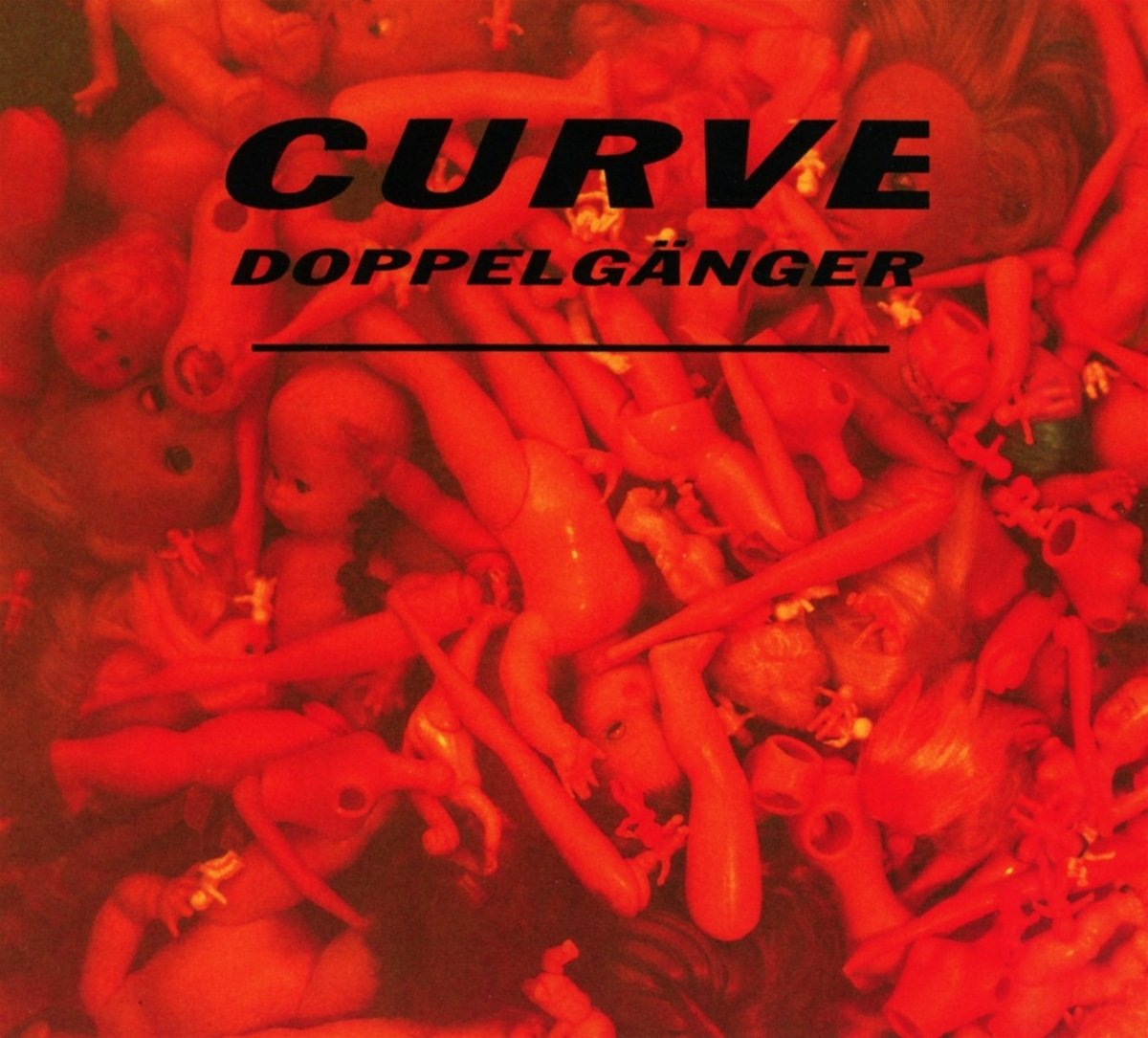 Curve - Doppelganger (Anniversary Edition, Expanded Version, United Kingdom - Import, 2PC)