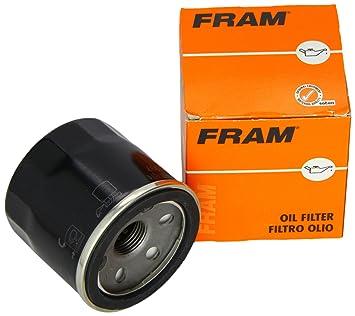 FRAM PH4997 Filtro de aceite: Amazon.es: Coche y moto