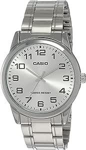 ساعة كاسيو للرجال MTP-V001D-7B - رسمية، أنالوج