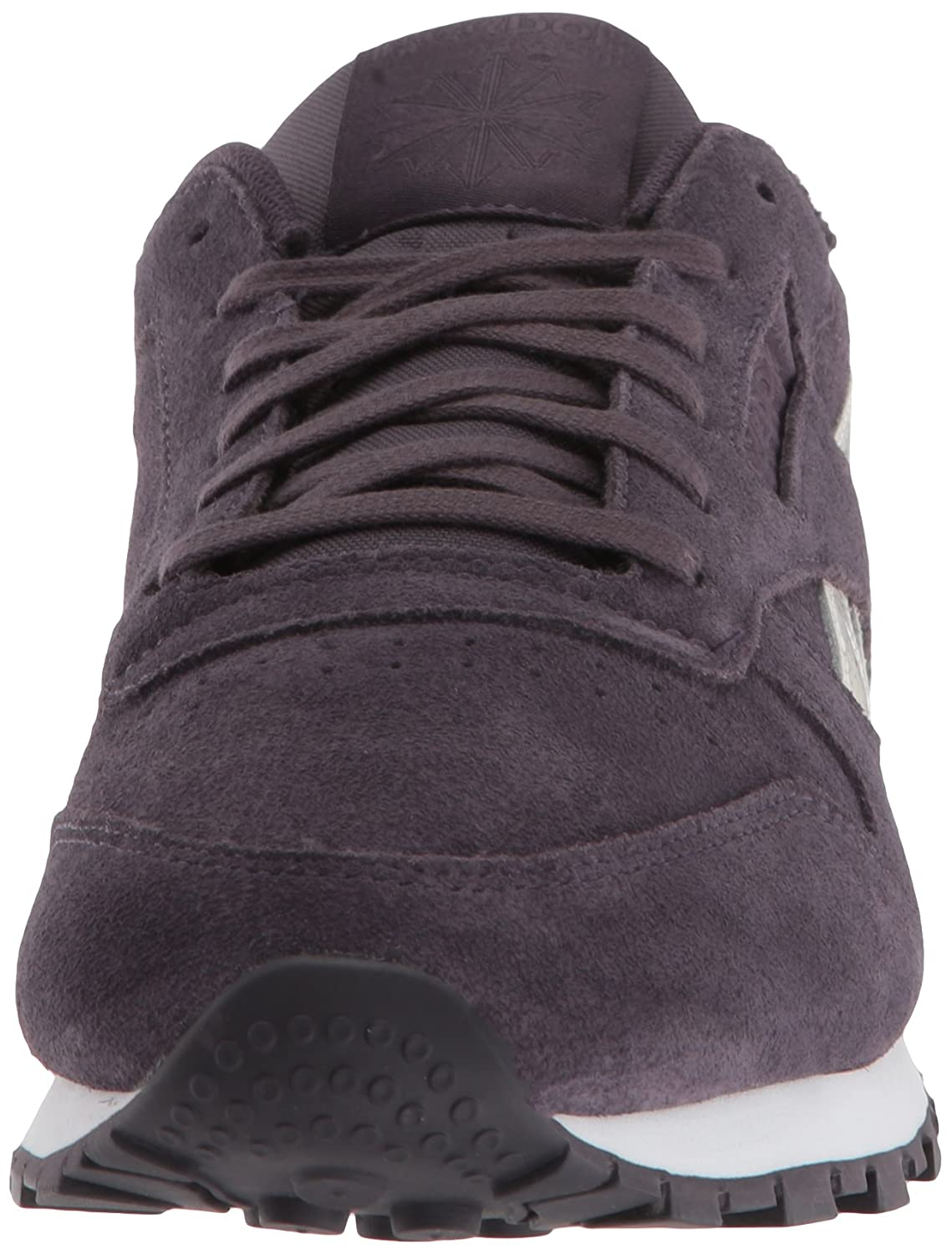Reebok Classic Classic Classic Leder Sneaker Sidestripes -Smoky Volcan 680640