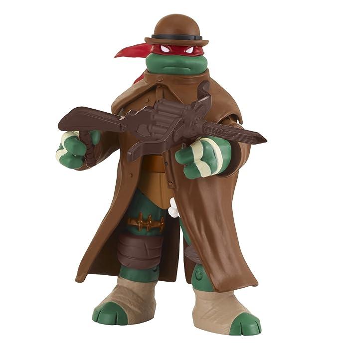 """Teenage Mutant Ninja Turtles Monster Hunter Raphael Basic Action Figure, 5"""""""