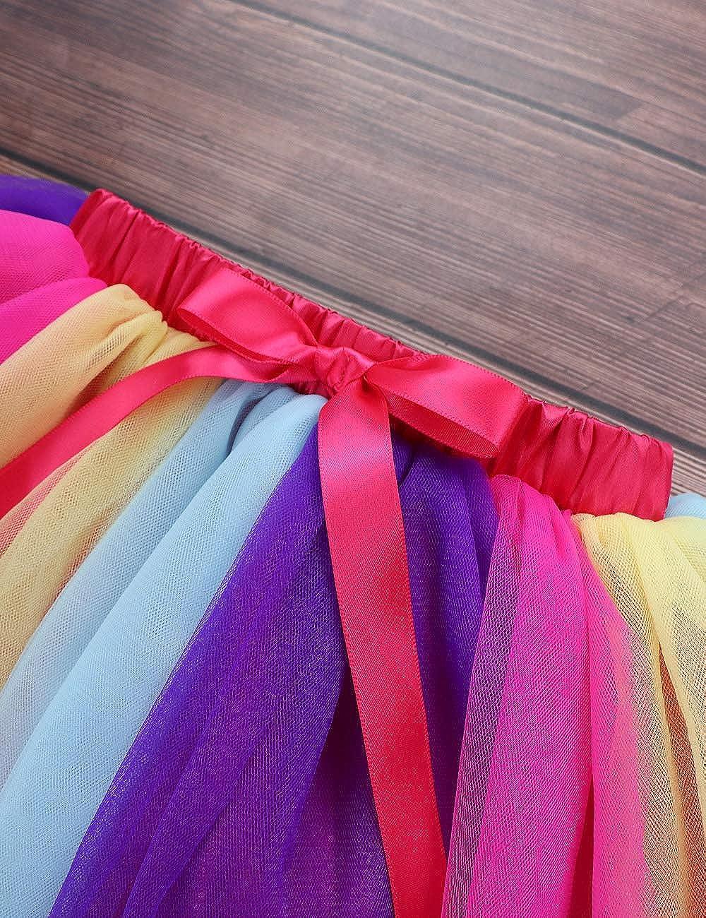 Tutu Dress 1st Birthday Outfit Set Baby Girls Shark Doo Doo Doo Romper