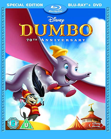 Dumbo SE BD Combi Pack [Reino Unido] [Blu-ray]: Amazon.es: Dumbo ...