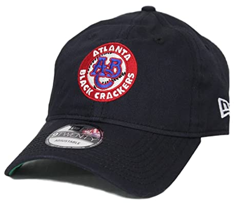 Amazon.com   Atlanta Black Crackers New Era 9Twenty Negro League ... 730c567fc60