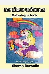 My Little Unicorns Paperback