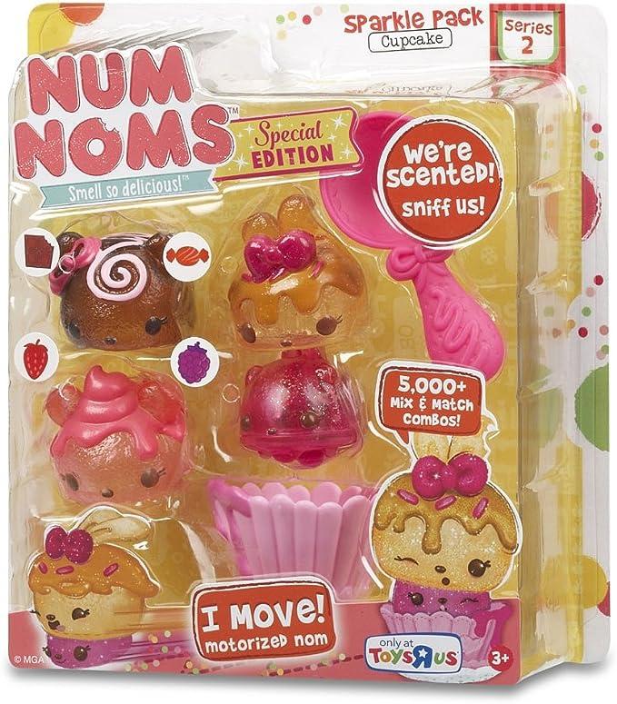 Num Noms Series 2 Pack Special Edition Sparkle Cupcake: Amazon.es: Juguetes y juegos