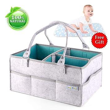 Amazon.com: Organizador para pañales de bebé – organizador ...