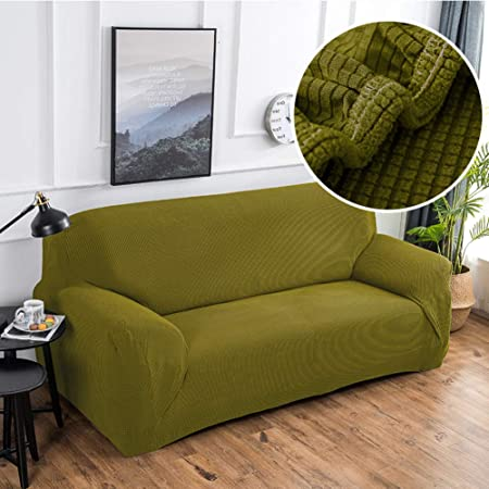 Fantastic Jiaqi Thicken Stretch Sofa Slipcover Universal Sofa Cover Caraccident5 Cool Chair Designs And Ideas Caraccident5Info