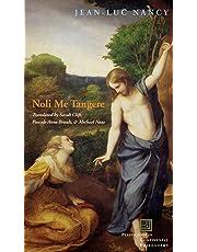 Noli Me Tangere: On the Raising of the Body