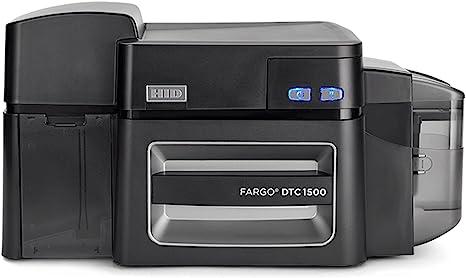 Amazon.com: Fargo dtc1500 una sola cara tarjeta de ...