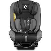 LIONELO Sander fotelik samochodowy do 36kg, montaż siedziska przodem lub tyłem do kierunku jazdy, 5-punktowe pasy, modny…