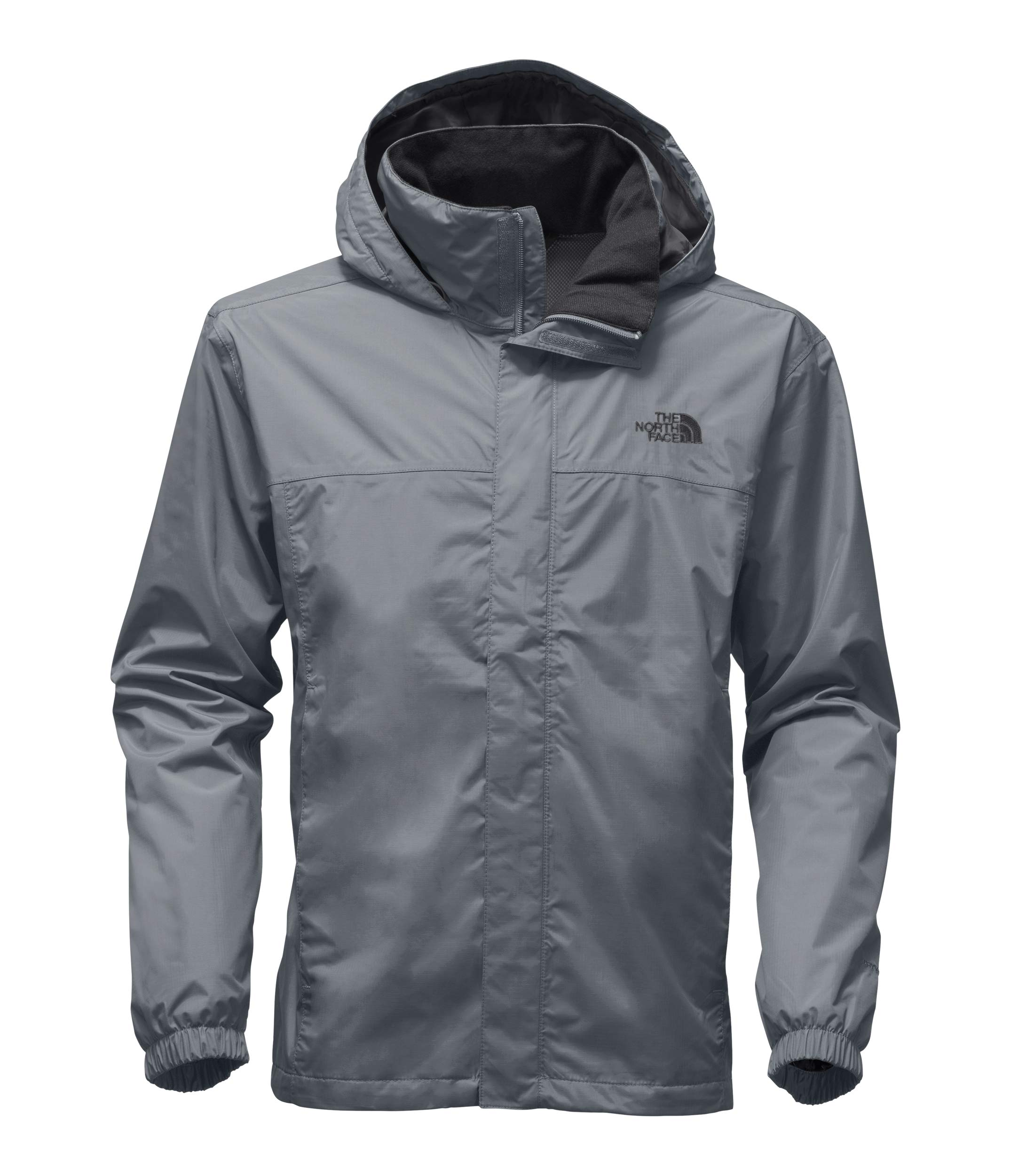 The North Face Men's Resolve 2 Jacket Mid Grey/Mid Grey Small