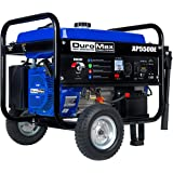 DuroMax XP5500E, Blue/Black