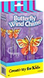 Creativity for Kids - Butterfly Wind Chime Mini Kit