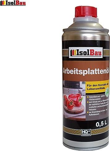 Lubricante para encimera, aceite para muebles, 0,5 L, protección ...