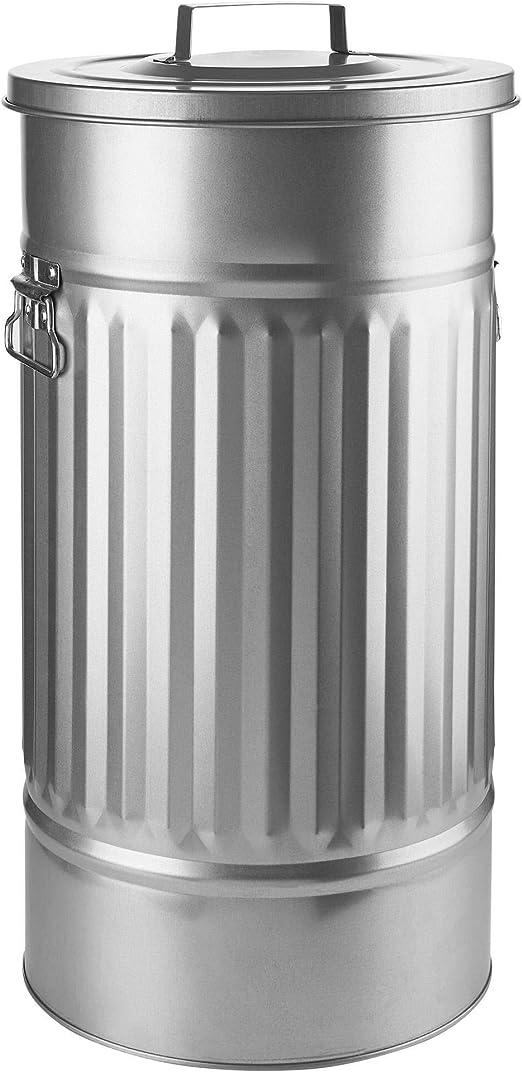 BUTLERS ZINC Cubo de basura