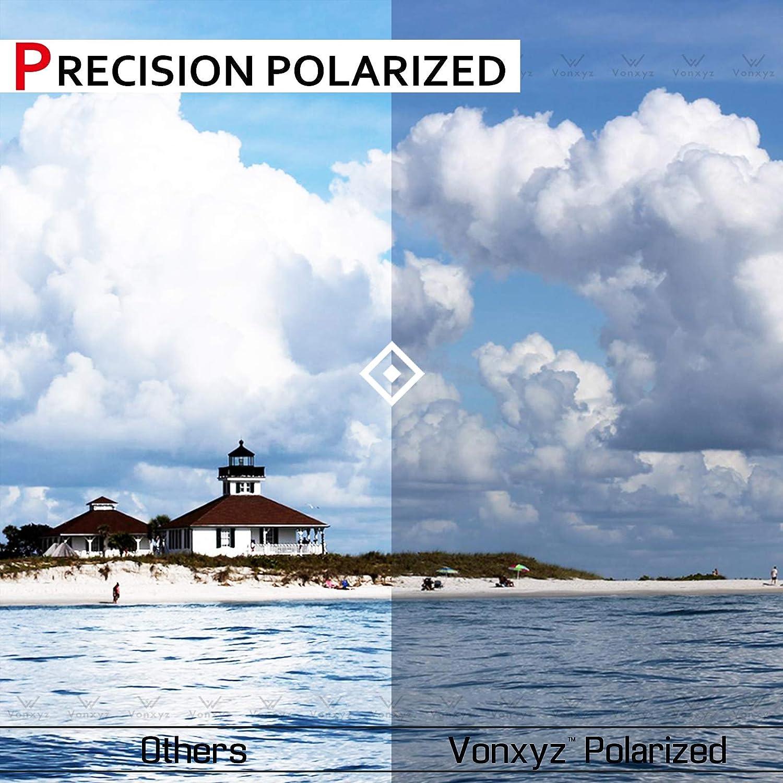 Vonxyz Verres Polarisés De Rechange Pour SPY OPTIC DISCORD Lunettes de soleil-Options