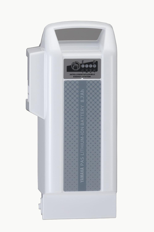 YAMAHA(ヤマハ) リチウムLバッテリー 8.7Ah X90-00 ホワイト X90-82110-00 B00DMXNRKM
