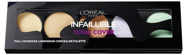 L'Oréal Paris Paleta correctora Infalible Total Cover L' Oreal 3600523339020