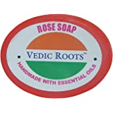 BANSIWALA KHADI ROSE SOAP