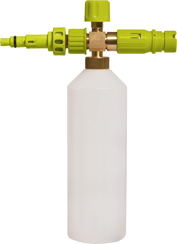 Sun Joe SPX-FC34 34 Oz. Foam Cannon for Pressure Washers, w/Transfer Adapter