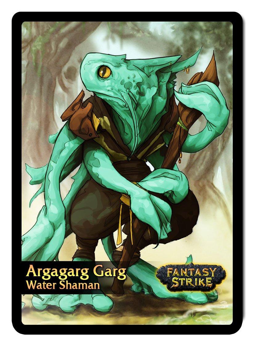 Argagarg Deck by Sirlin Games SG/_B010S96HTU/_US Yomi