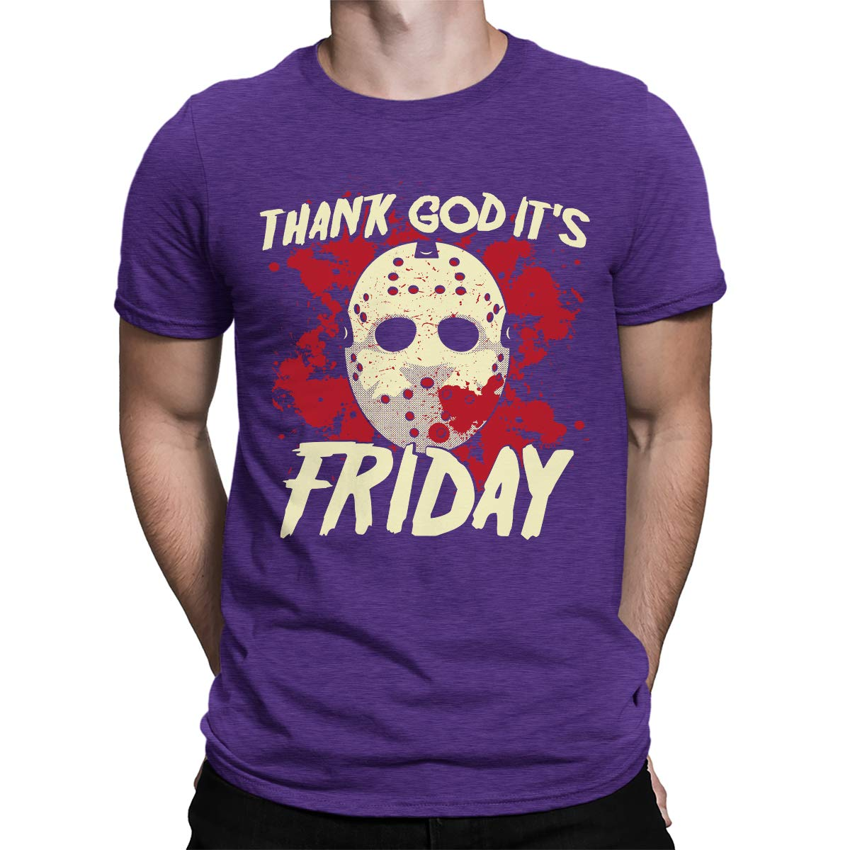 Apparel Thank God It S Friday Voorhees S T Shirt