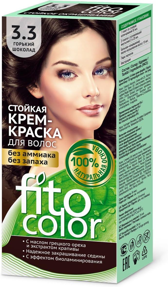 FITOCOLOR - Tinte para el cabello de color amargo, 50 ml ...