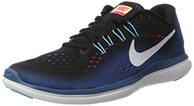 f9e0a92efcf Image Unavailable. Image not available for. Color  NIKE WOMENS FLEX 2017 RN  SHOES ...