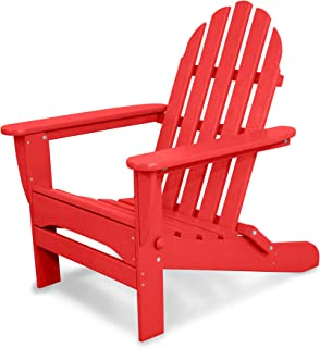 product image for Ivy Terrace IVAD4030LI Classics Adirondack Chair, Sunset Red