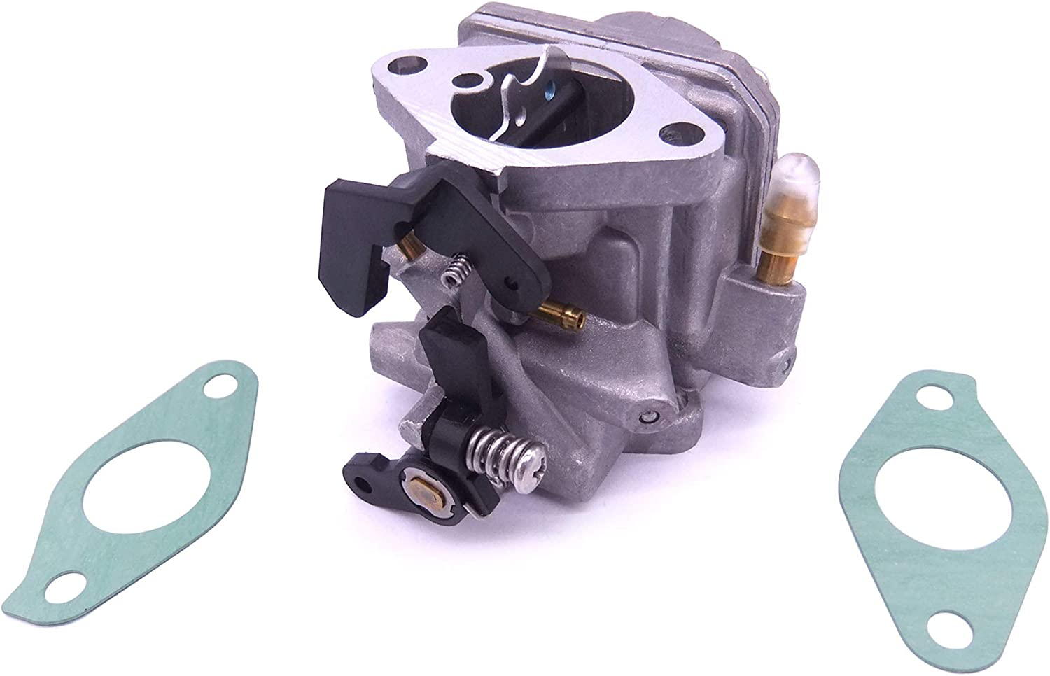 Boat Engine 3303-803522T1 803522T2 803522T03 803522A04 803522A05 803522T04-T06 Carburetor Assy and 27-803508013 Carburetor Gasket for Mercury Mariner 4-Stroke 4HP 5HP Outboard Motor
