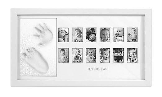 10 opinioni per Chuckle – Il Mio Primo Anno – Portafoto 12 Mesi e Conserva le Impronte delle